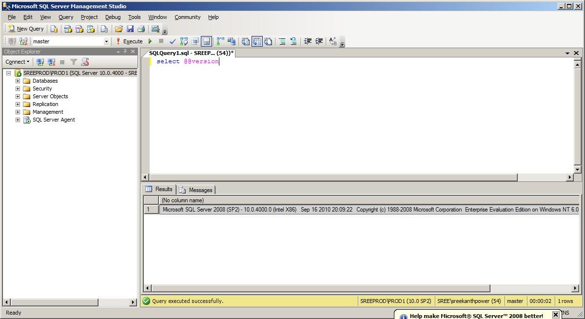 How to Patch SQL Server 2008 Failover Cluster??… – MSSQLTREK