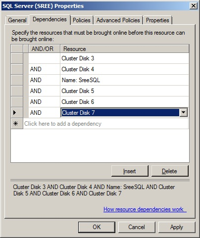 How to Add a New Disk/Drive to SQL Server Failover Cluster? – MSSQLTREK