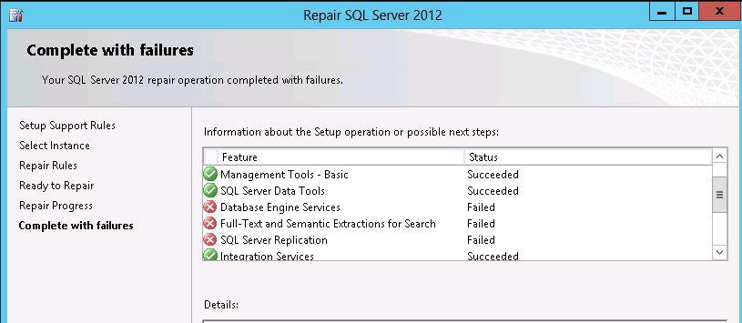 SQL Won't come up after Installing Service pack!! – MSSQLTREK