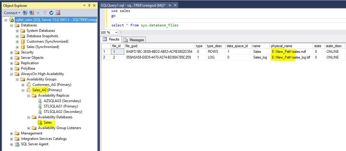How to move AlwaysON AG Databases ? – MSSQLTREK
