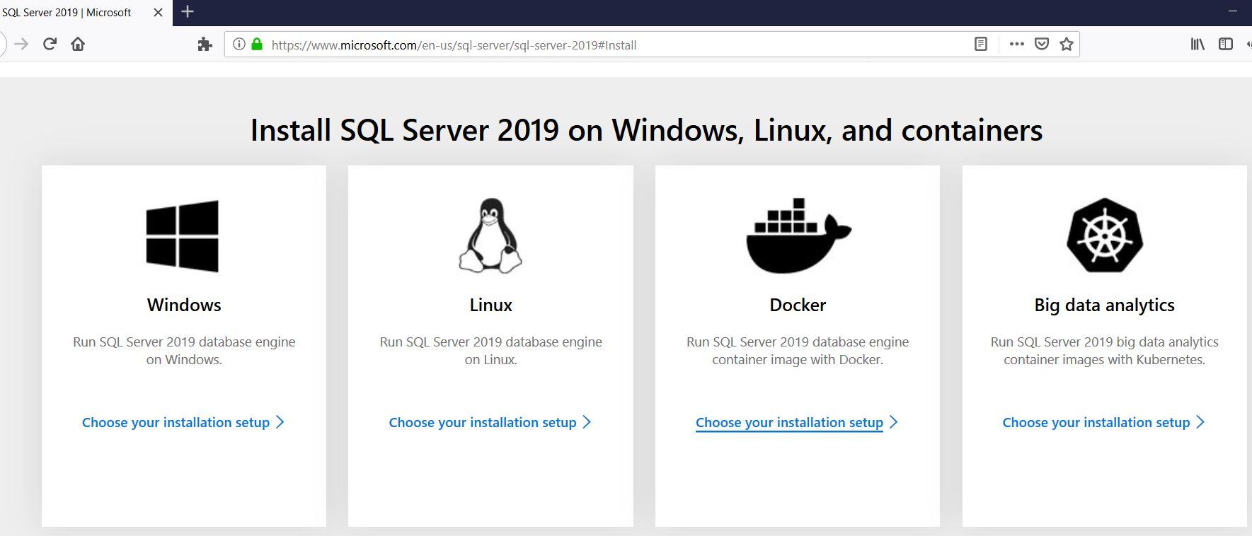 Download SQL Server 2019 CTP 2 3 – MSSQLTREK
